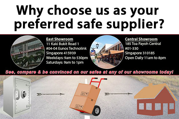 Why choose Grupp Marketing as your safe supplier?